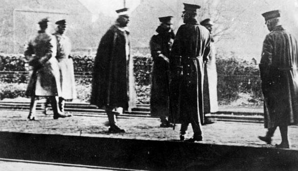 Der Kaiser dankt ab im Biografien-Blog