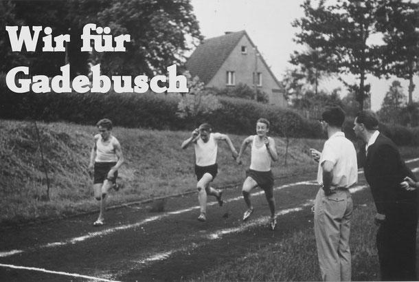 Foto: Sportfest EOS Gadebusch 1962