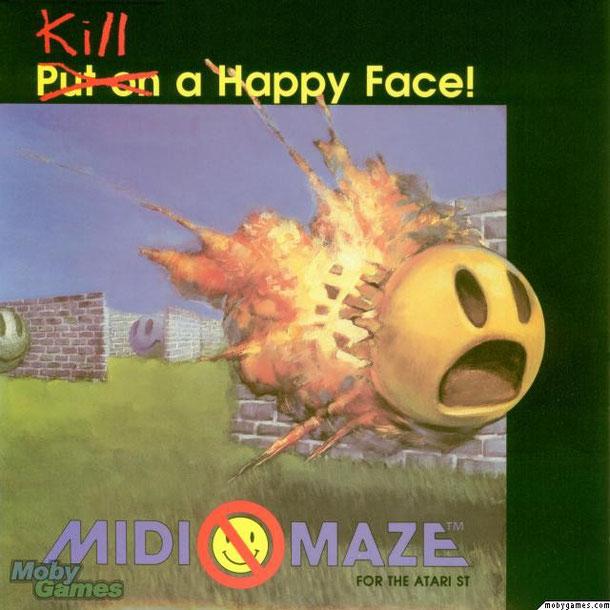 MIDI Maze