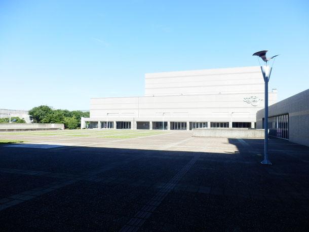 和光市役所内 アゼリアホール