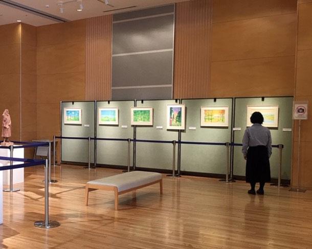 狭山市収蔵美術品展