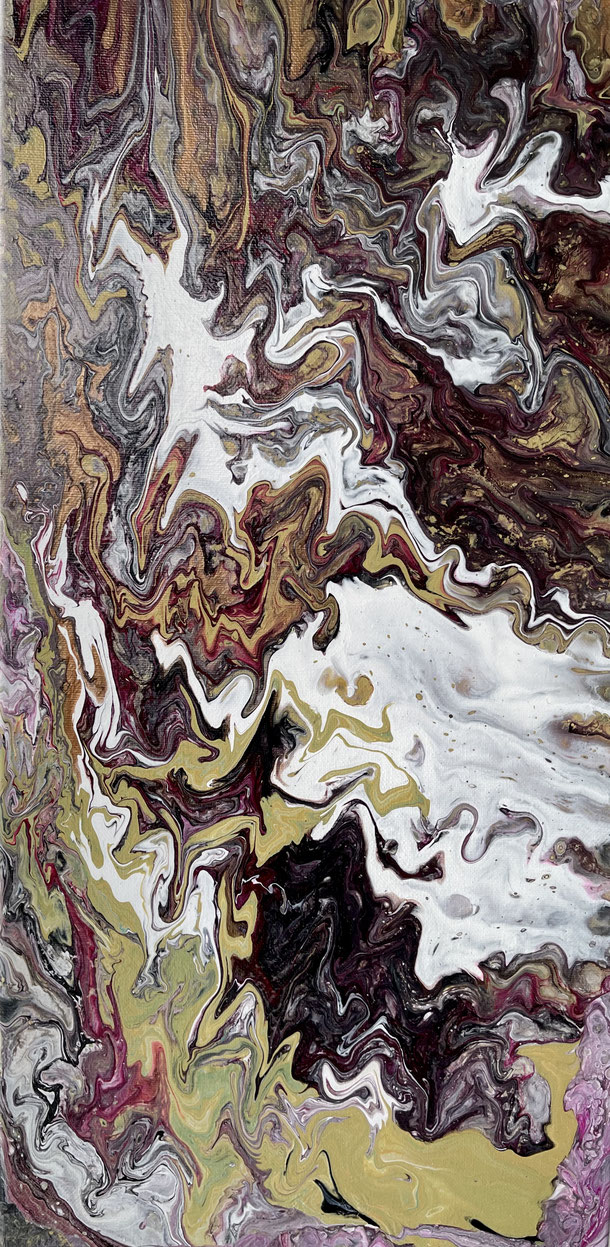 Pouring Abstract XIII