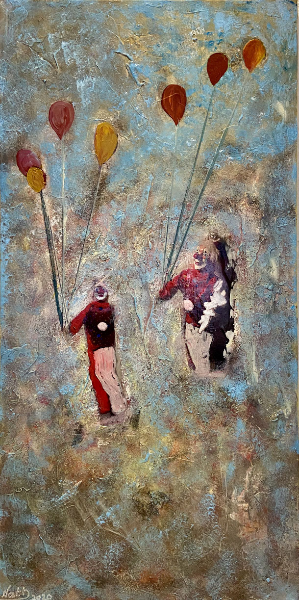 Clowns & Baloons