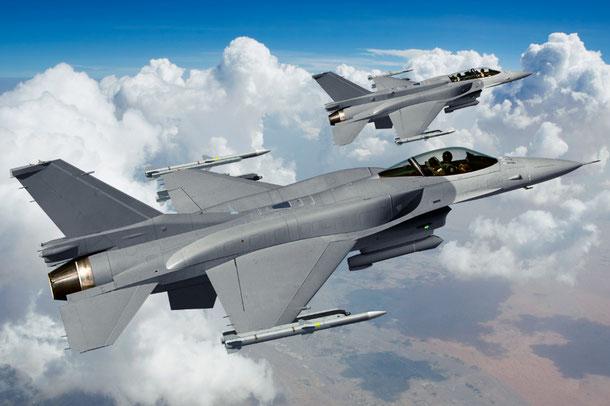 F-16V il Fighting Falcon più aggiornato esistente sul mercato. (Foto: Lockheed Martin)