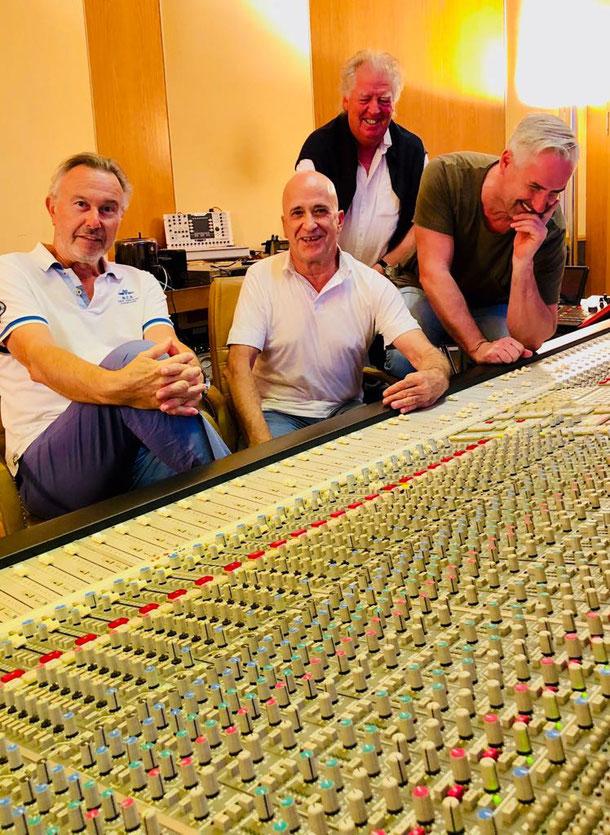 Wolfgang Heichel, Luis Rodriguez, Billy Lang & StefanTrack (Dschinghis Khan)
