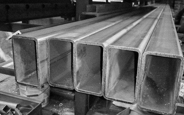 Stahl-Rechteckrohr Hilfsrahmen