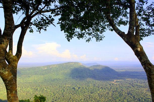 Blick auf Srisaket