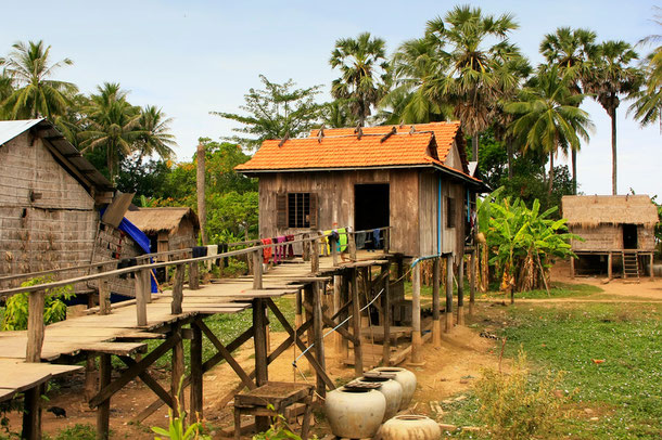 House in Kratie