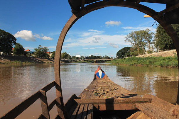 Mekong in Stung Treng