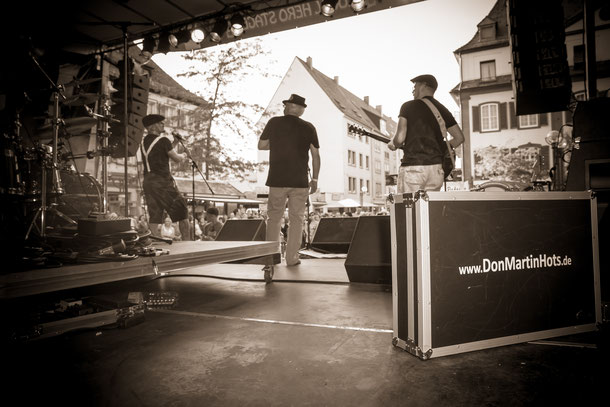 Landauer Sommer Local Hero Stage