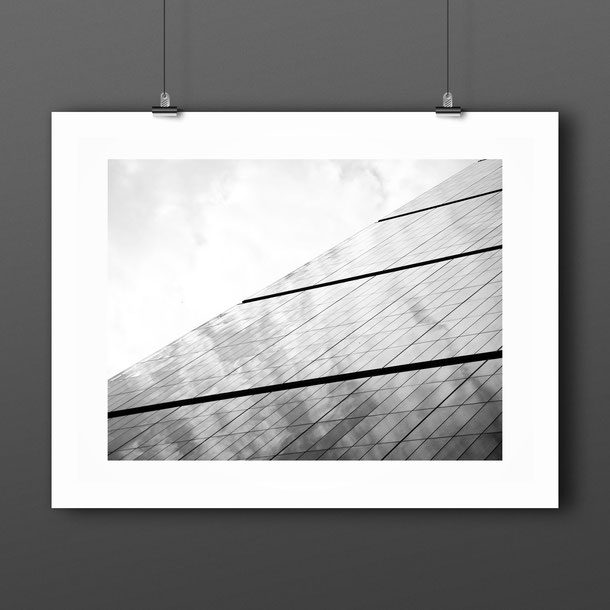 Minimal architecture photography 'Mirror' by PASiNGA