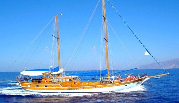 Gulet huren in Griekenland bij Corfu en Lefkas, Athene en Skiathos