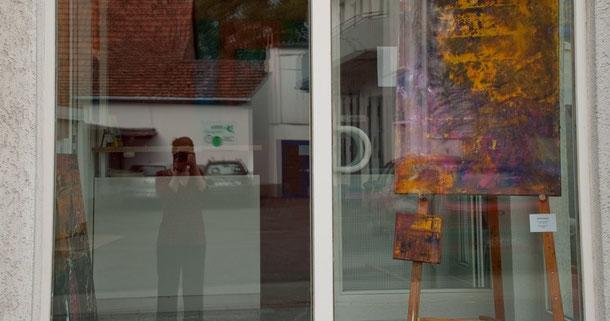 Bianca Fuhrmann, Ausstellung Darmstadt 2008, © Bianca Fuhrmann
