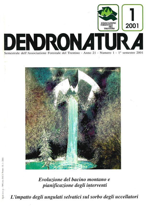 Foto copertina: dipinto in tecnica mista su tela - Carlo Girardi, 2000