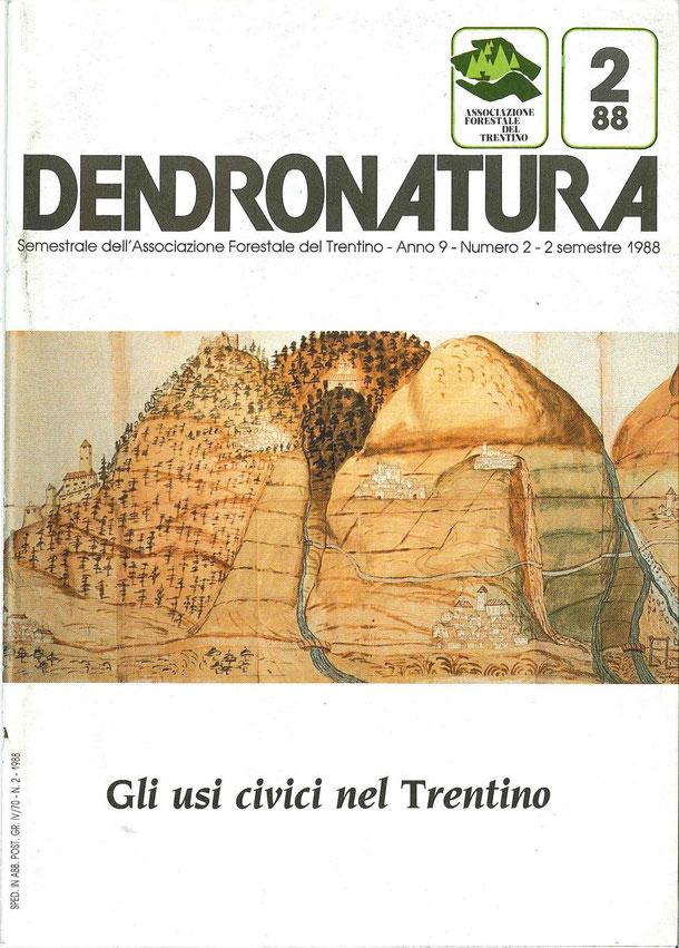 Foto di copertina: Serie acquarelli e disegni su materie confinarie fra Telvana e Ivano, XVI-XVII secolo - Autorizzazione numero 56 Archivio di Stato.
