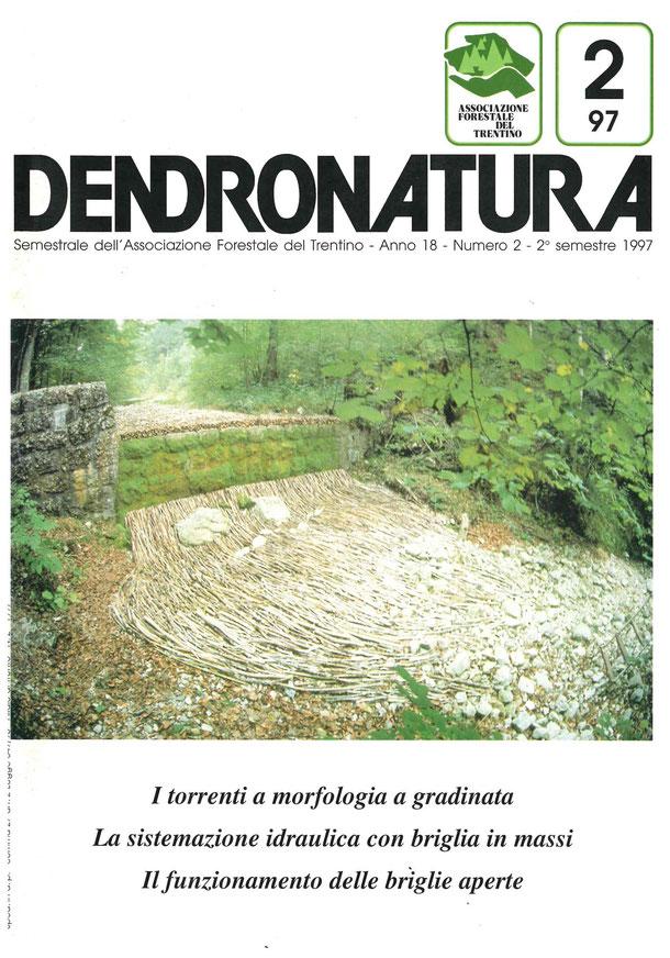 "Foto di copertina: opera esposta in occasione di ""Arte Sella"" 1990, International Art Meeting - Sella di Borgo Valsugana (TN)"