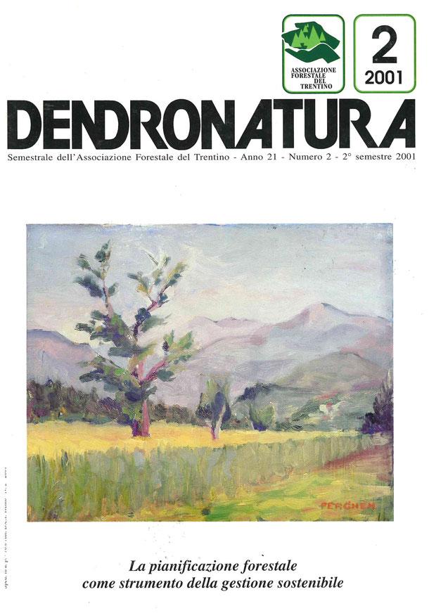 Foto copertina: dipinto in olio su cartone - Michelangelo Perghem Gelmi, 1945