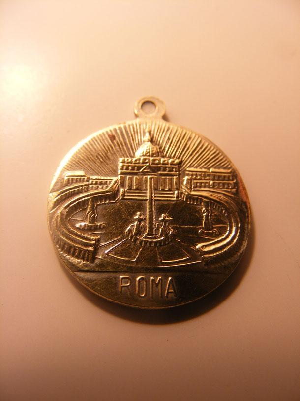 medaille Paul VI coté 2