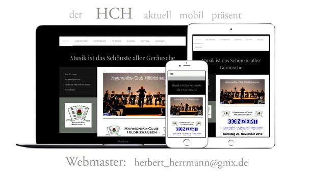 Kontakt Webmaster Herbert Herrmann Hildrizhausen