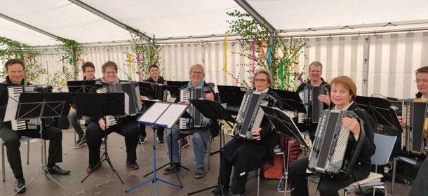 Akkordeonverein Hildrizhausen 1. Orchester Harmonika-Club Hildrizhausen
