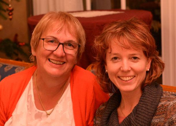 Helga Gruber, Tanja Wohlgemuth