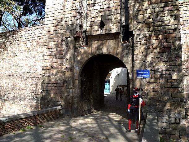 Портал Святой Мадроны