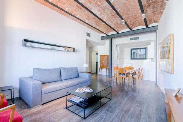 Decô Apartments Barcelona-Diagonal - лучшие апартаменты Барселоны