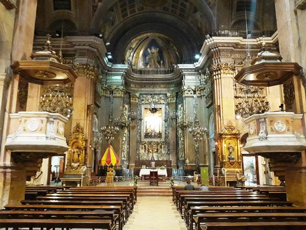Достопримечательности Готического квартала - Церковь ла Мерсе
