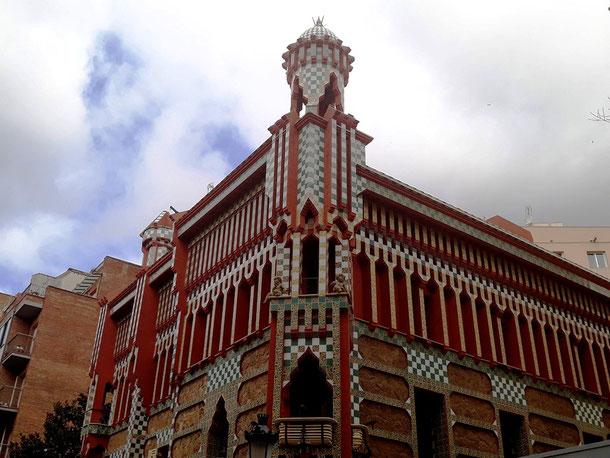 Самые красивые храмы Барселоны - Церковь и монастырь Салезианок
