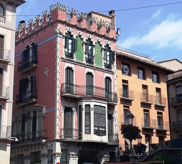 Олот, Каталония - что посмотреть