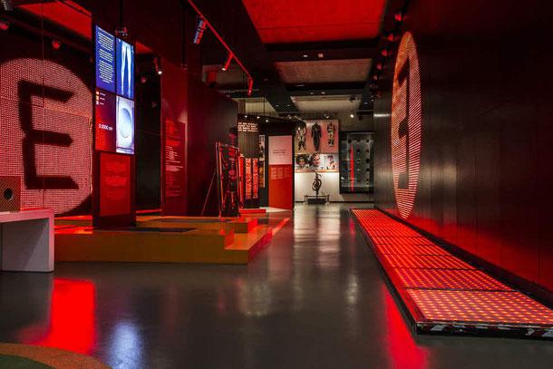 Олимпийский музей Барселоны
