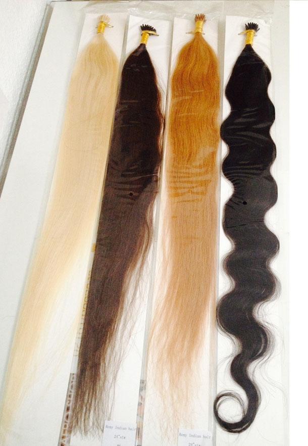 KERATINE Haarteile