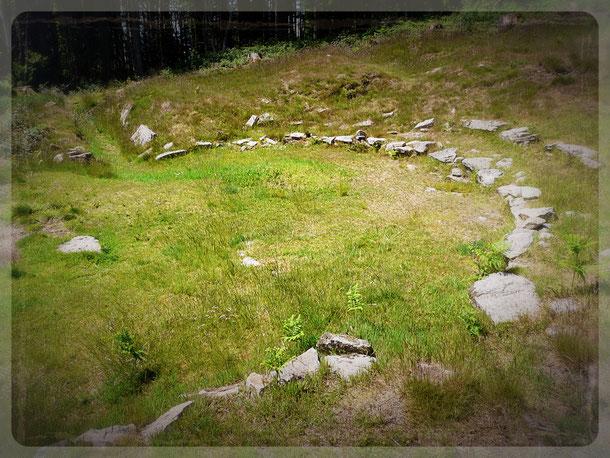 Vue depuis le point nord (copyright CD Creuse)