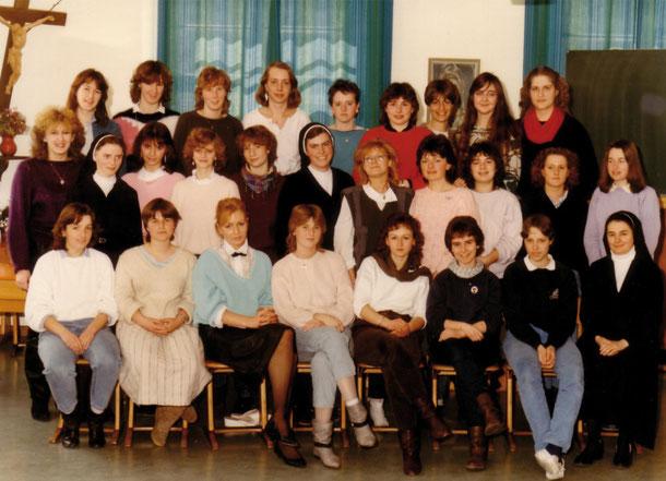 """Dieses Foto ist immerhin schon 30 Jahre alt! Am 15.11.14  schauten wir ein wenig """"reifer"""" aus :-)"""