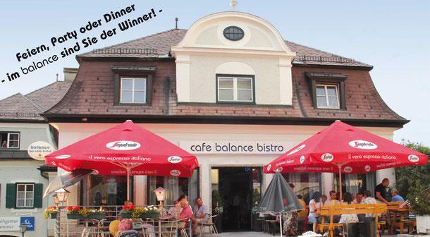 Cafe Balance Bistro - Das gemütliche Cafehaus in Obertrum am See!