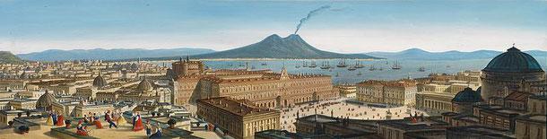 Neapel, von Leopoldo Calvi