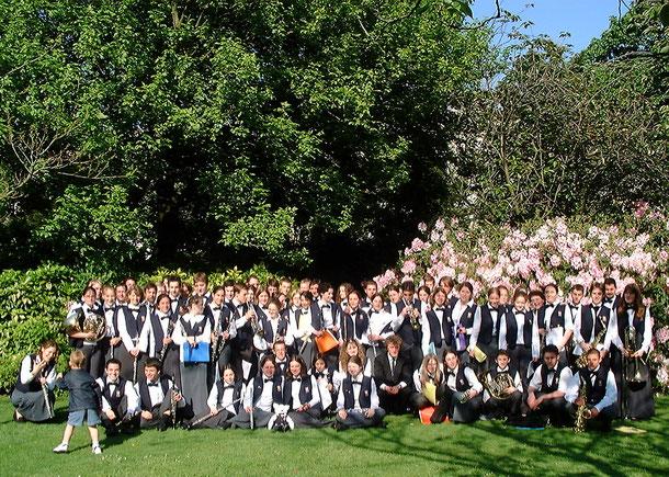 Orchestre d'harmonie Junior 2001