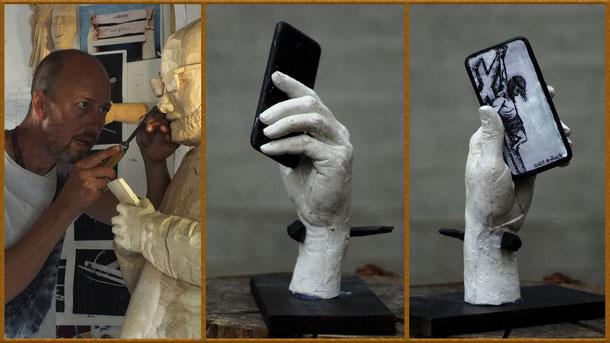 Giar Lunghi – Modell Christus Hand