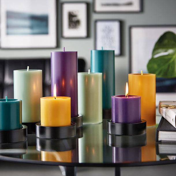 Engels Original Stumpenkerzen - Engels Kerzen
