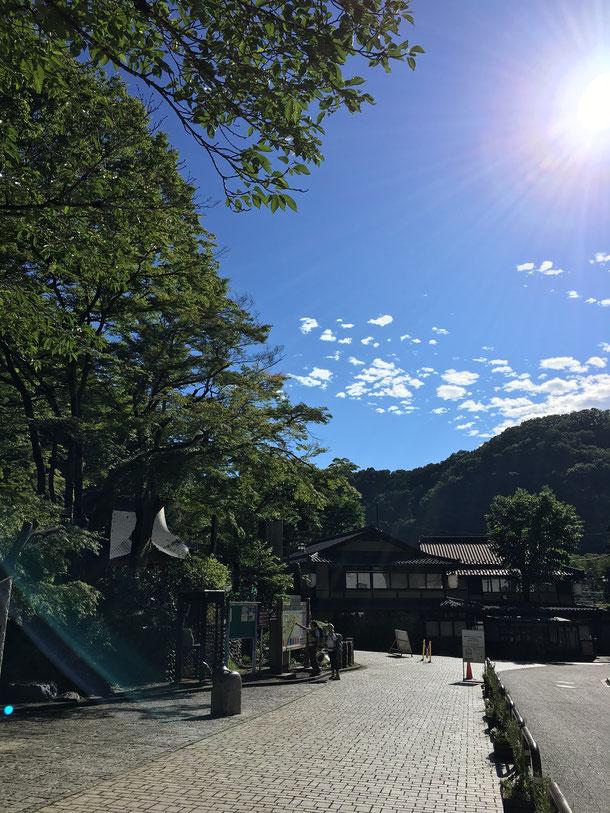 オサモミ整体院 高尾山 トレイルランニング