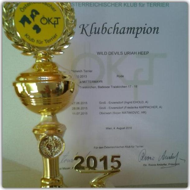 Klubchampion 2015