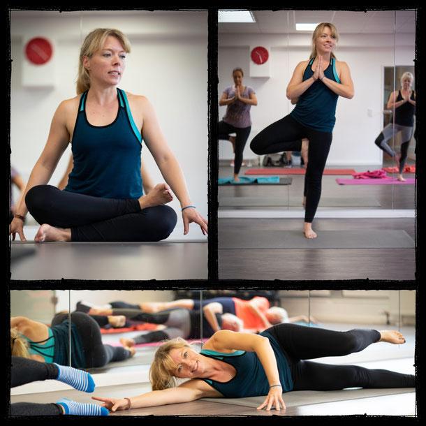 10 Jahre iQvital Frauenfit - Yoga mit Julia