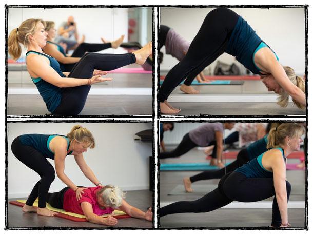 10 Jahre iQvital Frauenfit - Pilates mit Julia