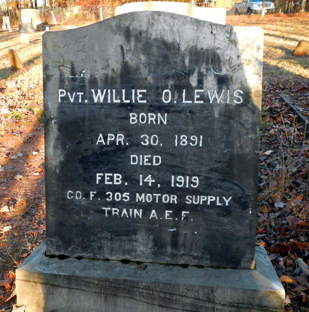 Tombe de Willie - Willie's grave - FindaGrave.com