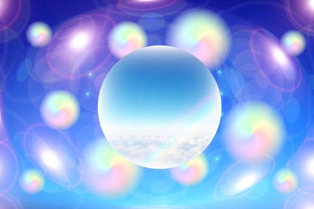 宇宙と調和する役割を果たす