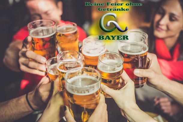 bierige Stimmung Biere international
