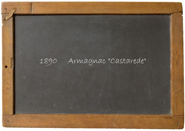 "1890 Armagnac ""Castarede"""
