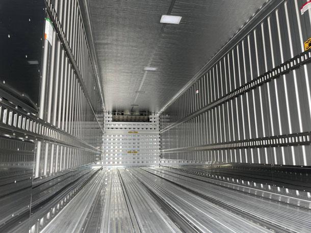 大金運輸 新車 冷蔵冷凍トラック