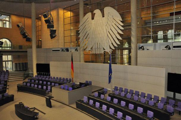 Den Bundestag lief erleben sollte jeder Bundesbürger auch nutzen