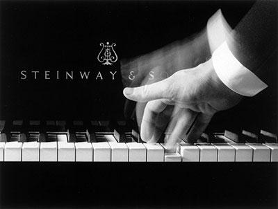 Piano à queue Steinway Modèle D 274 au château de Salles en Gironde (33)